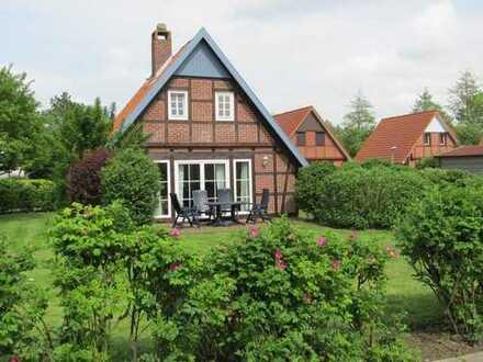 Perfektes Ferien Fachwerk Haus in Norddeutschland Traumhaft