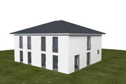 Seeheim-Jugenheim DHH auf ca. 430 m² Grundstück in ruhiger Lage