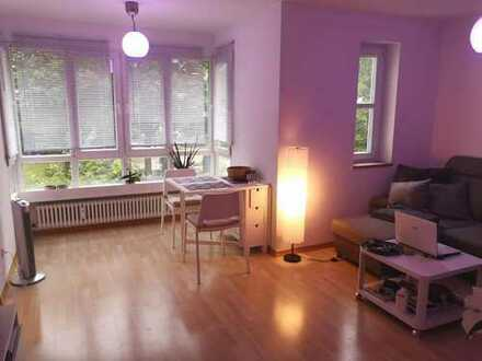 Brück Immobilien - Attraktives Appartement mit Blick ins Grüne