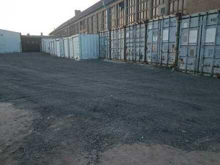 Container Lager Storage Büroraum trocken sicher zu vermieten