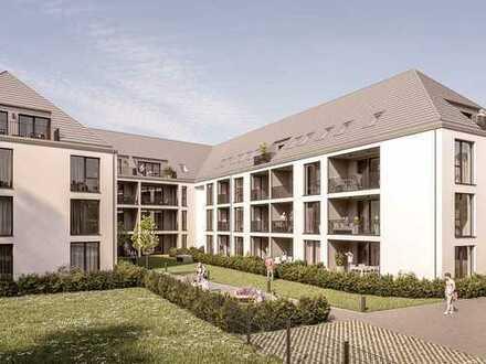 Ihr perfektes Zuhause! 3-Zi-Energiespar-Wohnung mit 97 m² Gartenanteil!