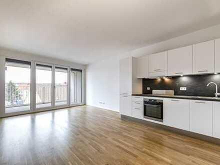 **1. Monat kaltmietfrei** SONNIGE 2 Zimmer Wohnung mit Balkon & EBK!