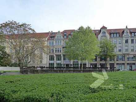 Repräsentatives Büro in Leipzigs Innenstadt! Stellplatz kann mit angemietet werden