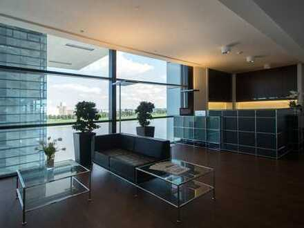 Ihre Business Lounge Platinum - Cologne Kranhaus South