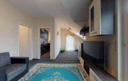Praktisch geschnittene 3,5-Zimmer-Wohnung als Kapitalanlage in Weissach