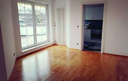 Schöne, geräumige drei Zimmer Wohnung in Kempten (Allgäu), Innenstadt