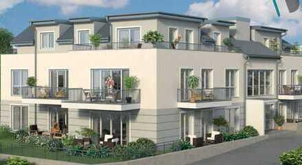 Erstbezug: Exklusive 5-Zimmer-Wohnung zentral in ruhiger Lage: EBK und Balkon in Bad Vilbel