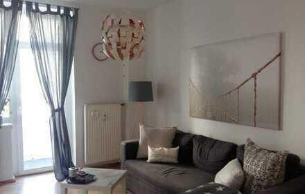 Gepflegte 3-Zimmer-Wohnung mit Balkon im feinen Düsseltal