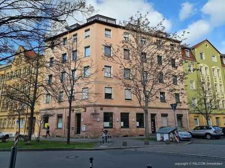 Kapitalanlage: 3-Zimmer-Wohnung in gepflegtem Mehrfamilienhaus - gut vermietet