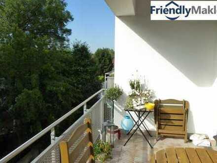 **Sonnige 3-Zimmer-Wohnung mit 2 Balkone in Ohu! Vermietet!**