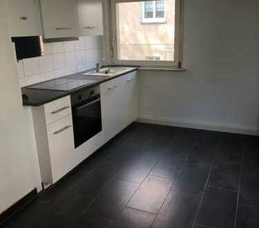 Ruhige 2 Zimmerwohnung mit neuer Einbauküche