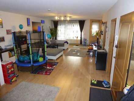 3-Zimmer-Wohnung in Niederzell + 21qm Terrasse