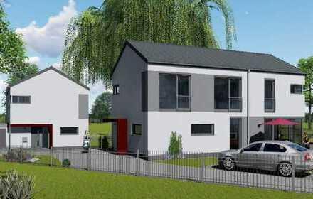 Neubau Einfamilienhaus in Utting am Ammersee