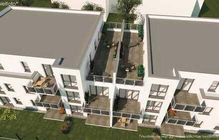 BaubeginnApril!! WHG 16: Penthouse, 4-Zimmer Balkon u. Dachterrasse! KFW-Förderung möglich!