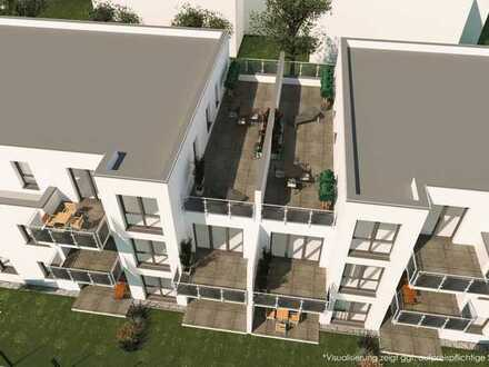 WHG 16: Penthouse, 3-Zimmer Balkon u. Dachterrasse! KFW-Förderung möglich!