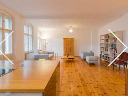 Möbliertes Wohnen in schöner Pankower Nebenstraße