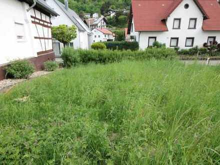 Großzügiges Grundstück im Ortskern von Gaggenau-Sulzbach