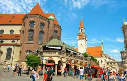 Provisionsfreie Innenstadtgastronomie Nähe Marienplatz, brauereifrei gegen Ablöse