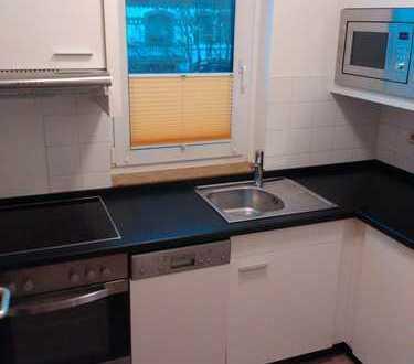 Zwei-Zimmer-Wohnung mit Elbblick / Bei den Elbbrücken in Rothenburgsort