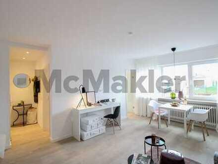 Attraktive Kapitalanlage: Helle, geräumige 2-Zimmer-Wohnung nahe Frankfurt am Main