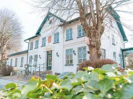 Eine seltene Gelegenheit - Historisches Gasthaus an der Ostsee