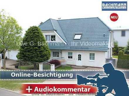 Ahrensfelde Hoheneiche: Exklusives Architekten- Zweifamilienhaus - UWE G. BACHMANN