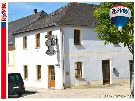 Zentral gelegene Gaststätte/Laden mit Wohneinheit in Kirchenthumbach