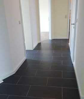 Erstbezug nach Sanierung: freundliche 4-Zimmer-DG-Wohnung mit Balkon in Waghäusel