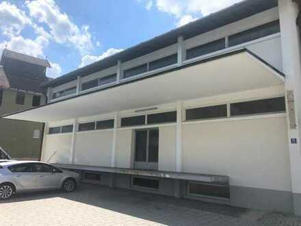 Ehemaliges Raiffeisen-Lagerhaus in zentraler Lage von Freudenberg