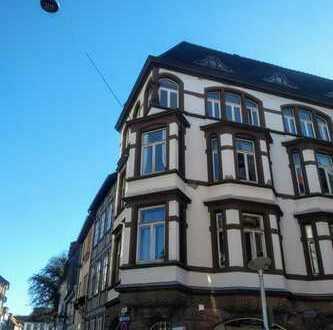 Altbau-Zimmer (22m²) & Wohnzimmer in 2er WG in der Theaterstraße