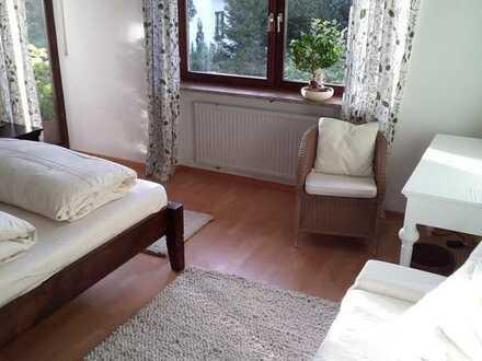 Isartal (S7) - Wochenendheimfahrer: Sonniges Zimmer 21 qm Balkon/Garten