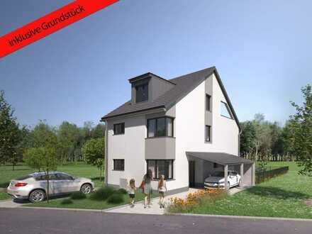 Einfamilienhaus LU-Maudach -Haus Typ B-