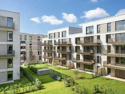 Der Traum vom eigenen Garten! 4-Zimmer-Wohnung mit Terrasse und Garten