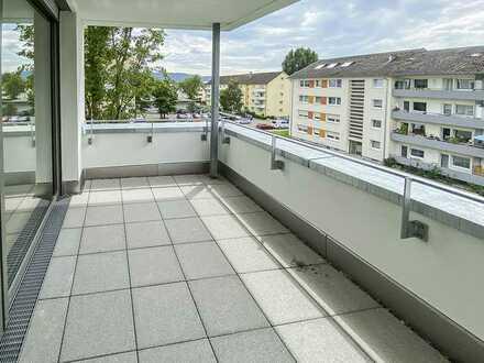 4-Zimmer-Wohnung mit modernem Wohnkomfort und Balkon in Singen mitten im schönen Hegau