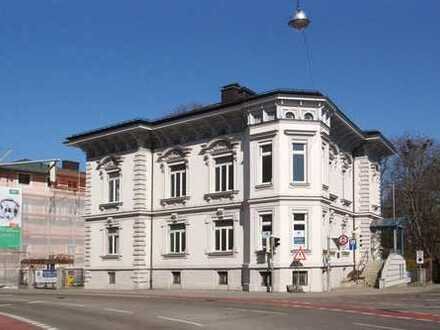 Zentrales Bürohaus in Kempten