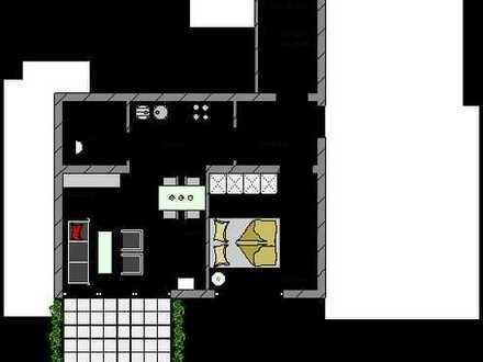 2-Zimmer-Whg. mit Gartenterrasse in Freudenberg/zentral + ruhig