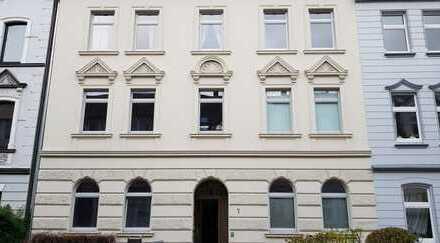 Altbau-Wohnung mit Balkon im Herzen von Werden