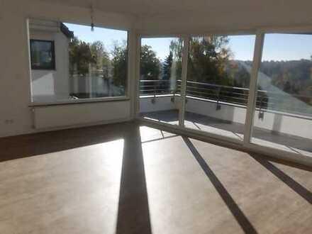 Sonnige 2-Zimmer-Wohnung mit Blick ins Grüne in Stuttgart-Schönberg