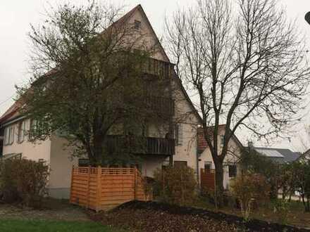Provisionsfreie 2Zi-Wohnung in Kusterdingen Wankheim mit neuer EBK