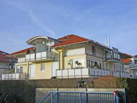 Gepflegte 3-Zimmer-Wohnung mit Balkon und Einbauküche in Bad Aibling Nähe Therme
