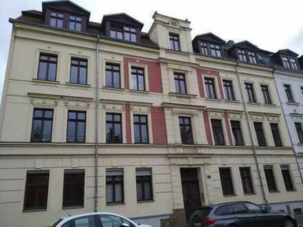 Hochwertig sanierte 2-Raumwohnung mit Terrasse