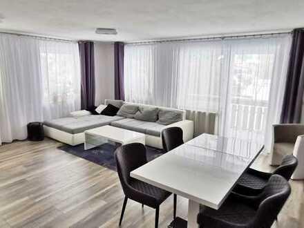 WOHNTRAUM - Schöne, gemütliche 3,5-Zimmer Wohnung mit TG in Münsingen