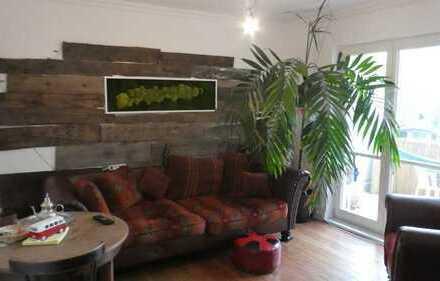 Hochwertige, gut geschnittene 2-Zimmer-Wohnung mit 2 Balkonen
