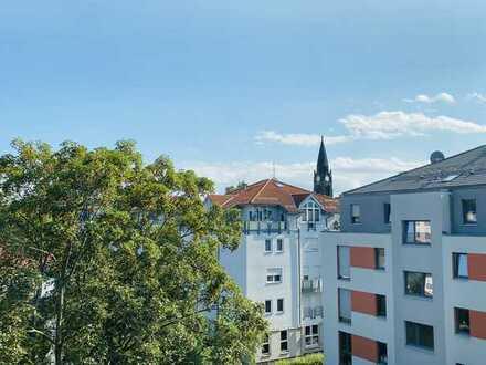 DD - Striesen -Erstbzg. n. Neugestaltung Innenbereich..! 4 Z.Whg. m. sonniger Terrasse!