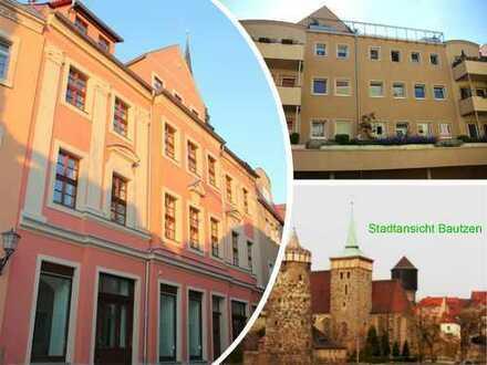 Gemütlich in der Altstadt von Bautzen