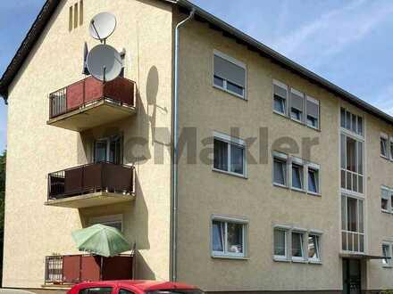 Attraktive Kapitalanlage mit Potenzial: Vermietete 2-Zimmer-Wohnung mit Südbalkon