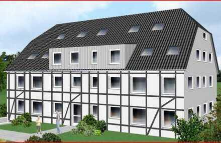 moderne 3-Zimmer Wohnung [85m²] EG, zentral f. Gartenfreunde, Bauj.2013