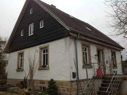 Ansprechendes und saniertes 4-Zimmer-Einfamilienhaus zur Miete in Kürnbach, Kürnbach