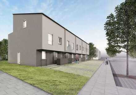 Modernes und Schlüsselfertiges Reihenmittelhaus im Ketscher Neubaugebiet
