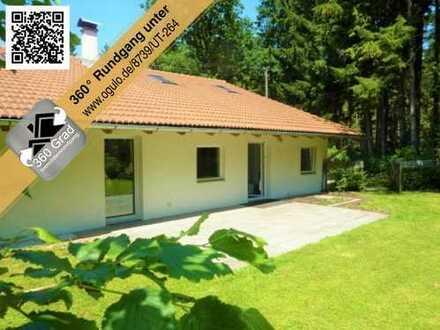 EFH - oder 2 getrennte Wohnungen in idyllischer Waldrandlage, saniert, ruhig, sofort beziehbar!